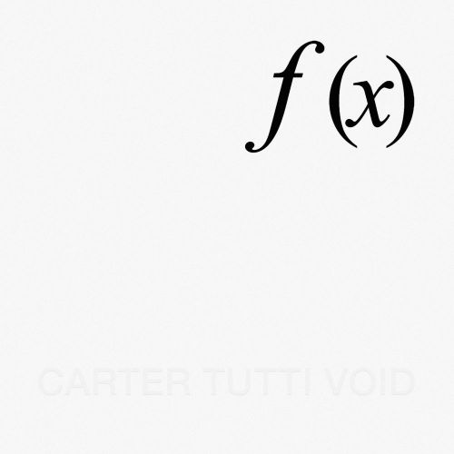 Carter Tutti Void - f = (2.3) - Industrial Records Ltd - 07:31 - 11.09.2015