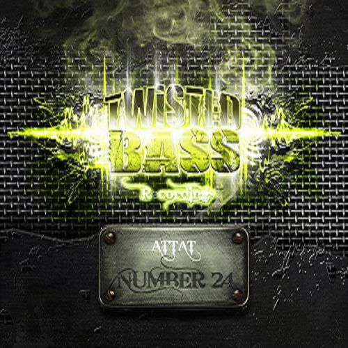 Attat - Number 24 - Twisted Bass Recordings - 04:22 - 07.08.2015
