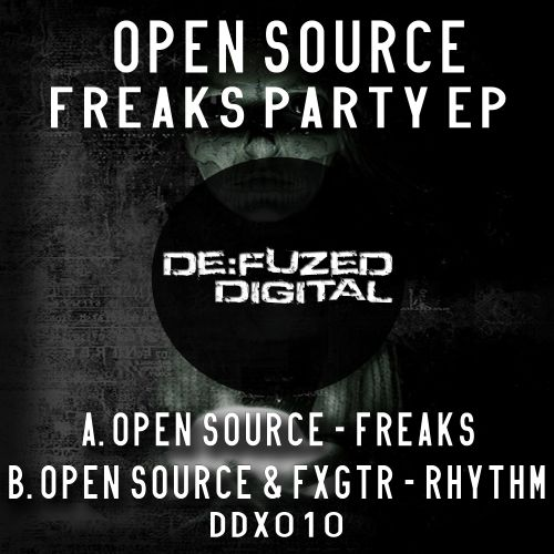 Open Source & FXGTR - Rhythm - De:Fuzed Digital - 05:01 - 11.08.2015