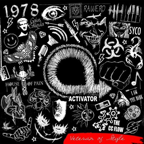 Activator - The House Of Pain - Activa Records - 03:18 - 01.09.2015