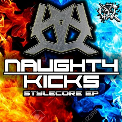 Naughty Kicks Feat. Noyze & Nahun - Stylecore - Kurrupt Recordings HARD - 06:05 - 28.08.2015