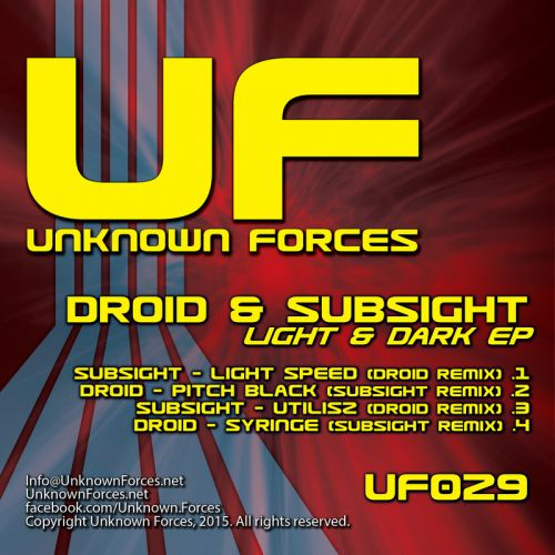 DROID - Pitch Black - Unknown Forces - 08:28 - 21.09.2015
