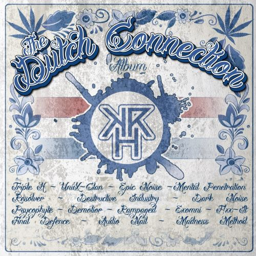 Triple H - Power To Distort - Kurrupt Recordings HARD - 03:19 - 01.09.2015