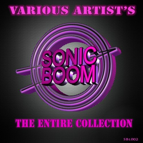 Kinetic - Gangster - Sonic Boom Digital - 09:23 - 01.09.2015