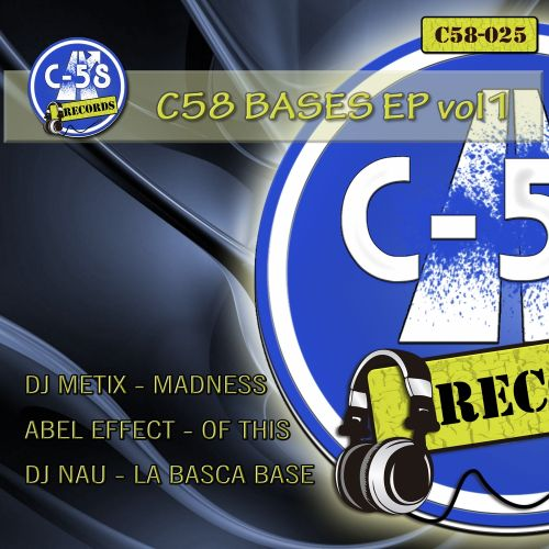 Dj Nau - La Basca Base - C58 Records - 03:23 - 03.09.2015