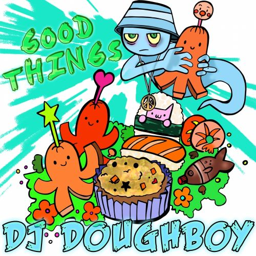 DJ Doughboy - Turn It Up - KFA Recordings - 04:03 - 07.09.2015