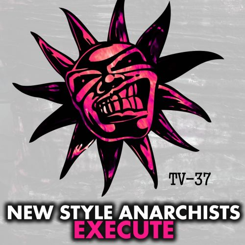 New Style Anarchists - Fly With Me - Twisted Vinyl - 05:20 - 09.09.2015