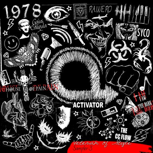 Activator - The House Of Pain - Activa Records - 04:18 - 12.10.2015