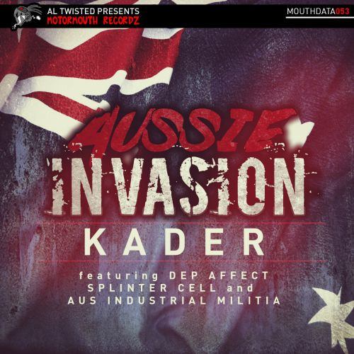 Kader - Scum of the Earth - Motormouth Recordz - 05:03 - 03.09.2015
