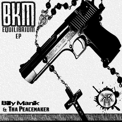 BKM - Billy Manik - Anarchy - Kurrupt Recordings HARD - 05:01 - 04.09.2015