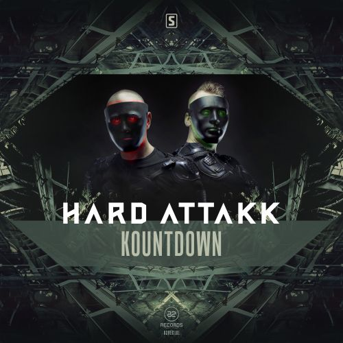 Hard Attakk - Kountdown - A2 Records - 03:29 - 09.09.2015