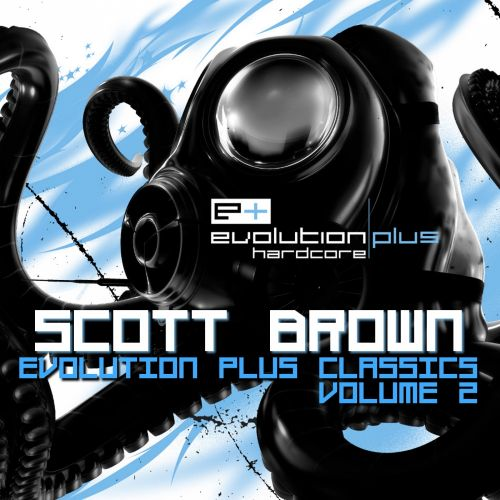 Scott Brown - Synthetic Dreams - Evolution Records - 07:16 - 04.09.2015
