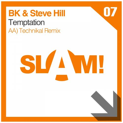BK & Steve Hill - Temptation - SLAM! - 06:49 - 14.09.2015