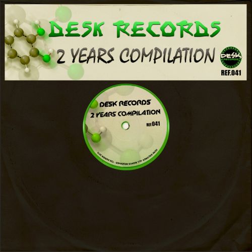 Ferran Kaos - Third Trip - Desk Records - 04:23 - 16.09.2015