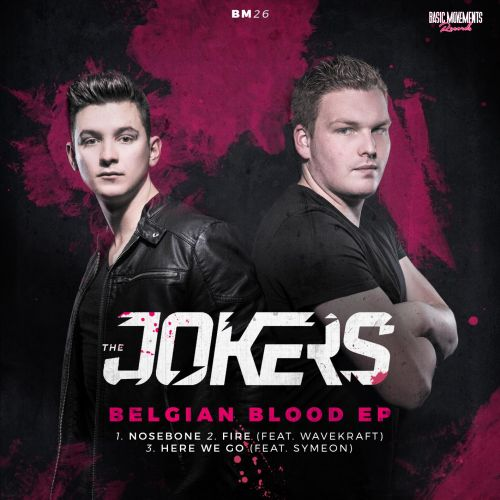 The Jokers - Nosebone - Basic Movements Records - 03:04 - 28.08.2015