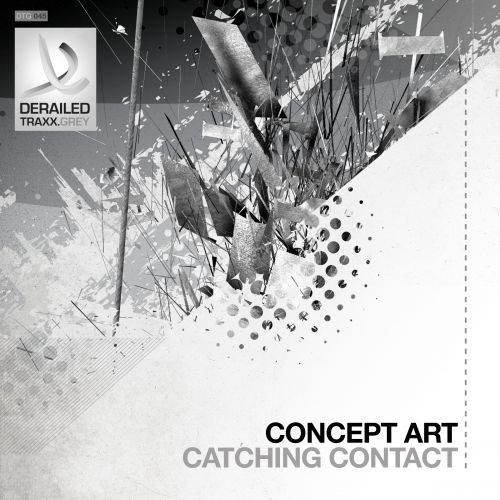 Concept Art - Catching Contact - Derailed Traxx Grey - 05:11 - 28.09.2015