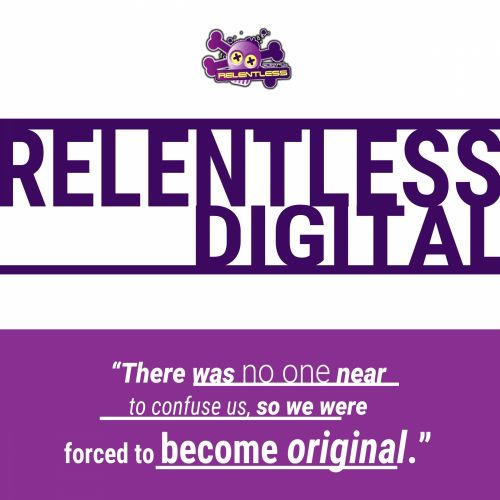 Le Dos On - G for M - Relentless Digital! - 05:34 - 24.09.2015