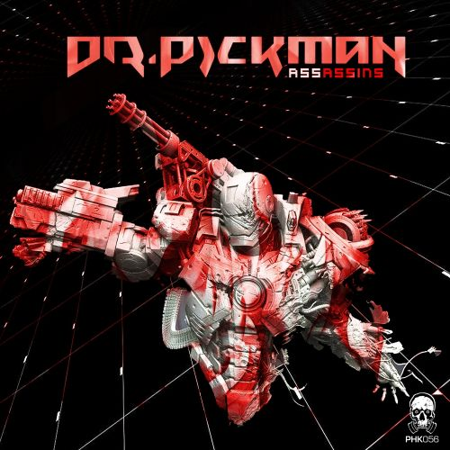 Dr. Pickman - Biomecanic - Phrenetikal Records - 04:07 - 05.10.2015