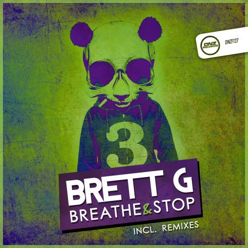 Brett G - Breathe & Stop - DNZ Records - 06:02 - 08.10.2015