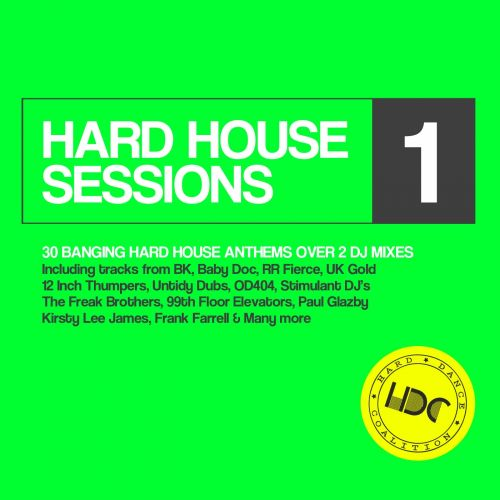 12 Inch Thumpers - Don't Cross The Line - Hard Dance Coalition - 08:10 - 12.10.2015