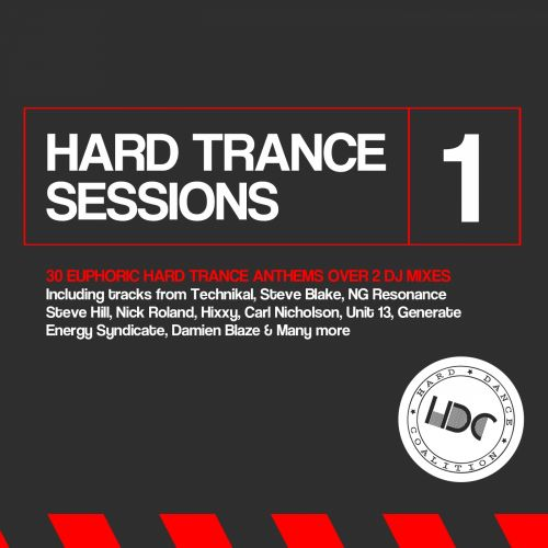 Nathalie, Technikal & Steve Hill - Damaged - Hard Dance Coalition - 07:30 - 19.10.2015