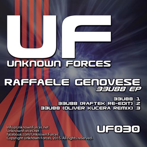 Raffaele Genovese - 33u88 - Unknown Forces - 06:08 - 16.11.2015