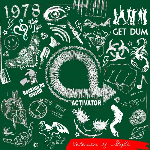 Activator - Rocking By Myself - Activa Shine - 04:34 - 02.11.2015