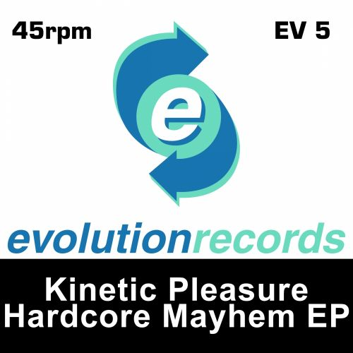 Kinetic Pleasure - Get The Feeling - Evolution Records - 04:06 - 30.10.2015
