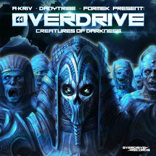 Danny C Vs. Hybridonhard Feat. Lenny D - Paratites Attack - Overdrive Records - 03:52 - 30.10.2015