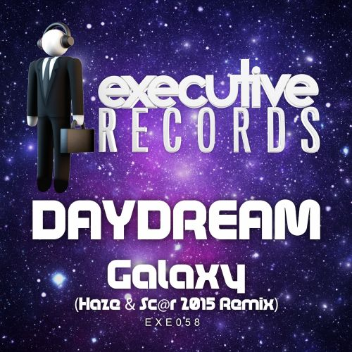Daydream - Galaxy - Executive Records - 05:10 - 02.11.2015