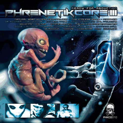 Natural Born Killerz vs M-Project - Ready 4 Abduction - Phrenetikal Records - 04:24 - 07.11.2015