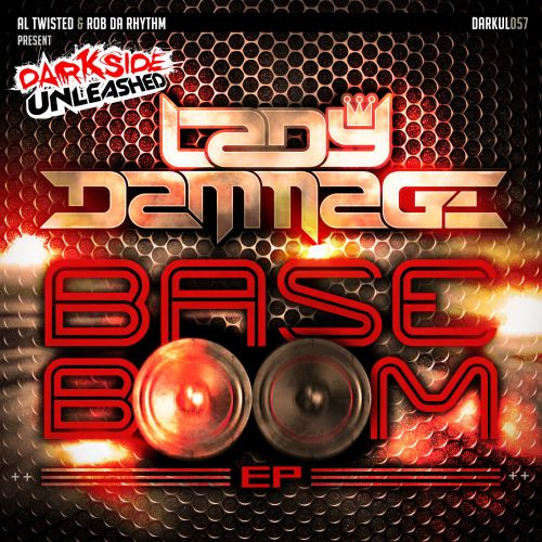 Lady Dammage featuring Thunder - Today Is The Day - Darkside Unleashed - 04:27 - 11.11.2015