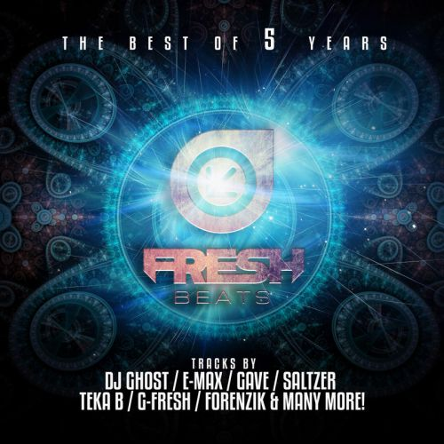 Flexius - Ambrosia - Fresh Beats - 04:16 - 30.11.2015