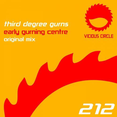 Third Degree Gurns - Early Gurning Centre - Vicious Circle Recordings - 07:28 - 04.12.2015