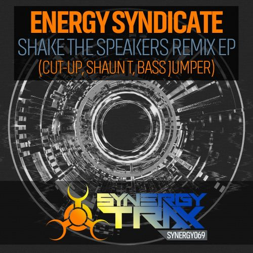 Energy Syndicate - Shake The Speakers - Synergy Trax - 06:17 - 04.12.2015