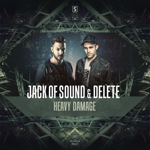 Jack Of Sound & Delete - Heavy Damage - A2 Records - 04:40 - 27.01.2016