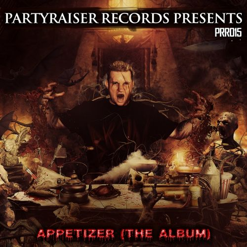 Haxyl - Buried Alive - Partyraiser Records - 04:07 - 07.03.2016
