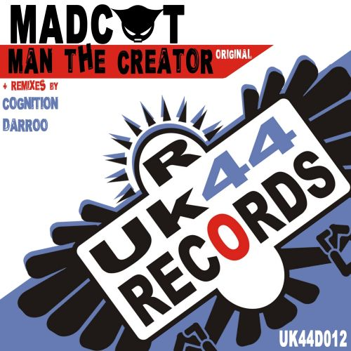 MAD CAT - Man The Creator - UK44 Records - 06:52 - 19.04.2016