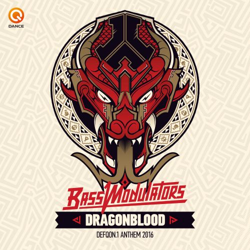 Bass Modulators - Dragonblood - Q-dance Records - 06:54 - 16.05.2016