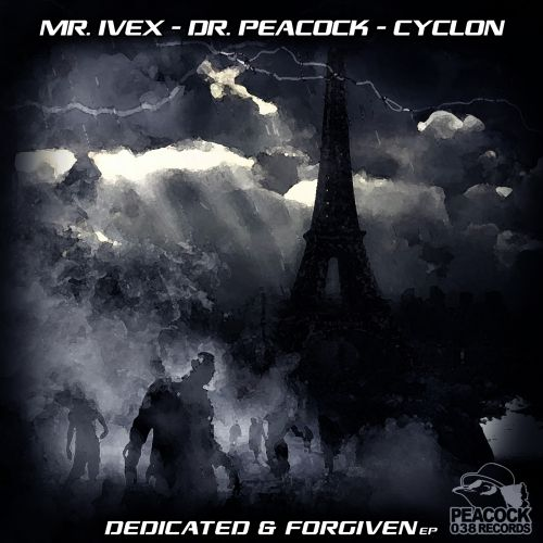 Mr. Ivex - Dedicated & Forgiven - Peacock Records - 04:42 - 10.08.2016
