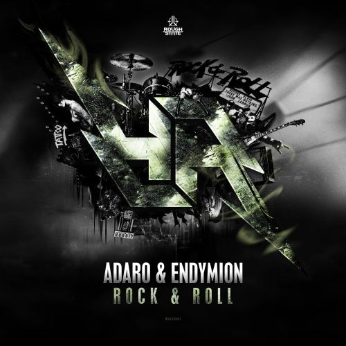 Adaro & Endymion - Rock & Roll - Roughstate - 06:08 - 05.09.2016