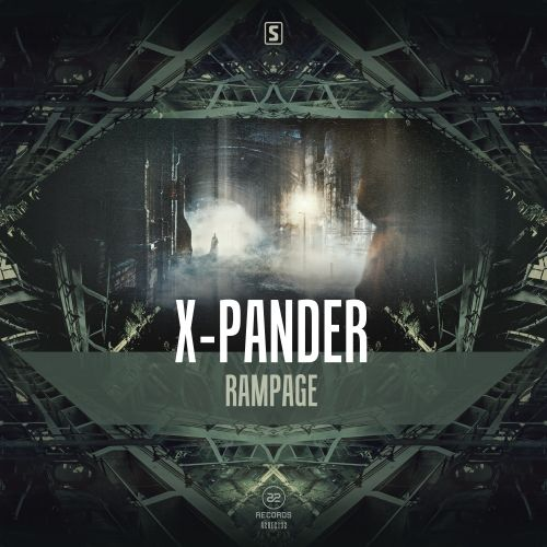 X-Pander - Rampage - A2 Records - 04:56 - 31.08.2016
