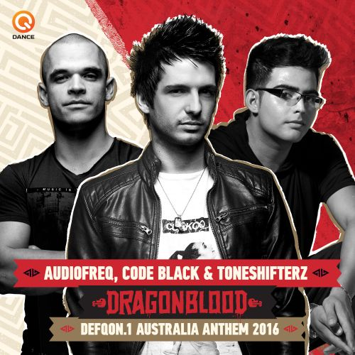 Audiofreq, Code Black and Toneshifterz - Dragonblood (Defqon.1 Australia Anthem 2016) - Q-dance Records - 06:13 - 09.09.2016