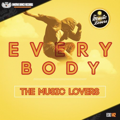 The Music Lovers - Everybody - Emotive Storm Records - 05:33 - 21.10.2016