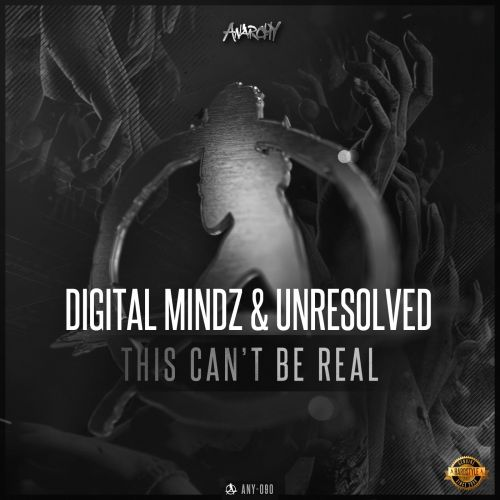 Digital Mindz and Unresolved - This Can't Be Real - Anarchy - 05:47 - 03.11.2016