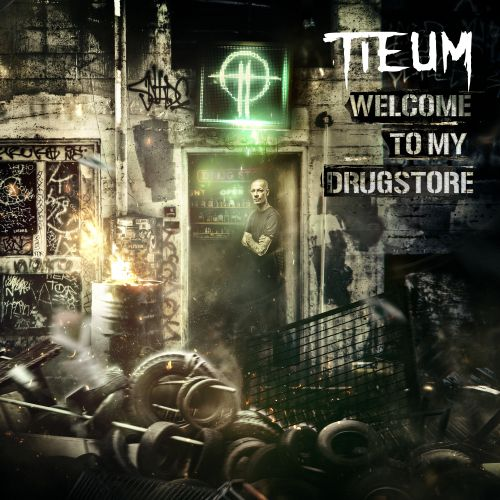 Tieum & The Punisher - Fight for your right - Neophyte - 04:18 - 03.11.2016