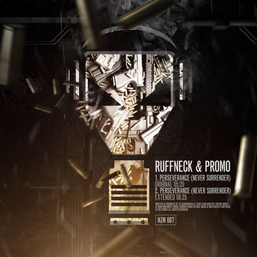 Ruffneck & Promo - Perseverance (Never Surrender) - Enzyme - 06:25 - 25.11.2016