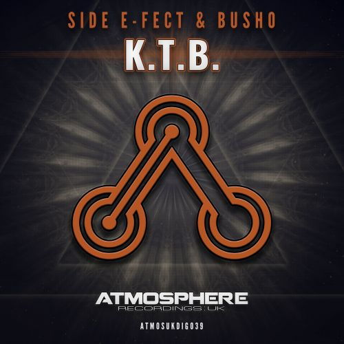 Side E-Fect vs Busho - K.T.B. - Atmosphere Recordings:UK - 05:02 - 23.01.2017