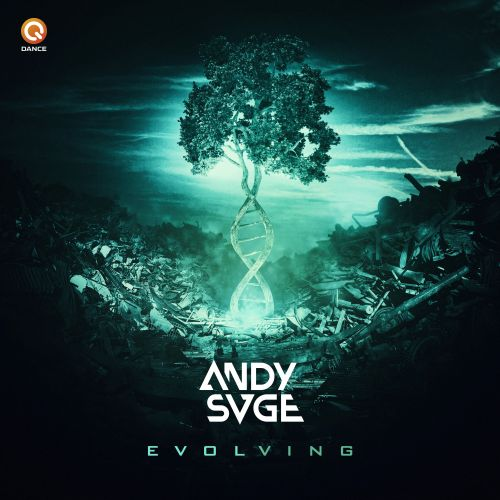 ANDY SVGE - Evolving - Q-dance Records - 04:55 - 20.02.2017