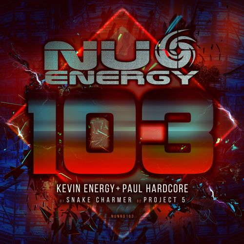Kevin Energy & Paul Hardcore - Snake Charmer - Nu Energy Records - 05:57 - 28.03.2017